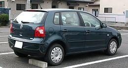 2001-2005 Volkswagen Polo rear.jpg
