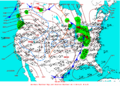2002-11-19 Surface Weather Map NOAA.png