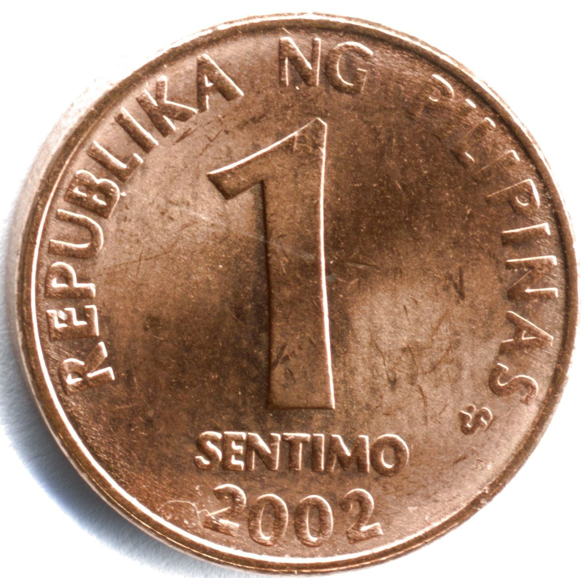 Coin Ph: Philippine One Centavo Coin