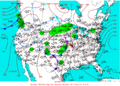 2003-04-19 Surface Weather Map NOAA.png