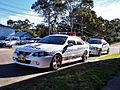 2003 Ford BA Falcon XR8s - NSW Police (5498489338).jpg