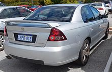 Holden Commodore (VY) - Wikipedia