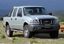 2004 2009 Ford Ranger Double Cab South America