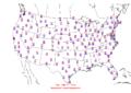 2006-01-05 Max-min Temperature Map NOAA.png
