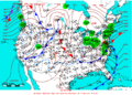 2006-01-31 Surface Weather Map NOAA.png