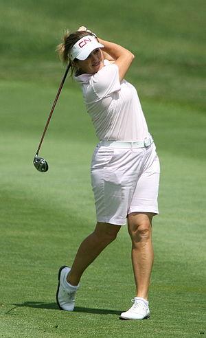 Lorie Kane - Kane at 2007 LPGA Championship