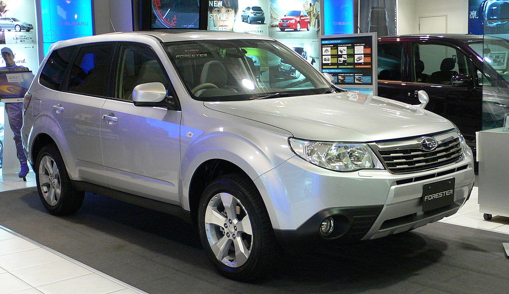 2007 Subaru Forester 01.jpg