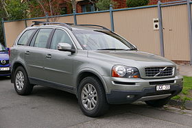 Volvo XC90 - Wikipedia, the free encyclopedia