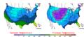 2008-01-17 Color Max-min Temperature Map NOAA.png