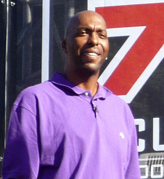 John Salley - Salley in 2008
