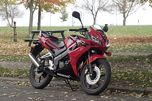 honda cbr 125 r wikipedia. Black Bedroom Furniture Sets. Home Design Ideas