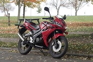 Honda CBR 125 JC39