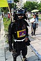 2008 G8 Summit Antiglobalist Demonstration March a samurai.jpg