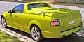2008 Holden VE Commodore SS V Ute (rear view).jpg