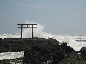 Ōarai, Ibaraki - Ōarai coast