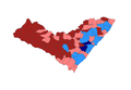 2010 Brazilian presidential election results - Alagoas.png