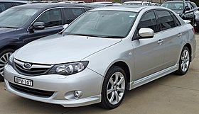 2010 Subaru Impreza (GE7 MY10) RS sedan (2010-10-19) 01.jpg