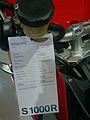 2013 BMW S 1000 R Infos (10760129936).jpg