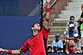 2013 US Open (Tennis) - Qualifying Round - James Ward (9719765007).jpg