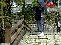2014-02-28 Benzaiten-dō, Shurijō Park 首里城公園弁財天堂 DSCF8725.jpg