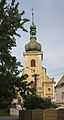 2014 Bartošovice, Kościół św. Andrzeja i Świętych Piotra i Pawła 02.jpg