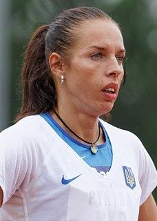 Nataliya Pyhyda Ukrainian sprinter