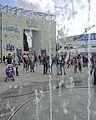 2014 Sechseläutenplatz-'fäscht' - Springbrunnen 2014-04-26 18-08-09 (P7700).JPG