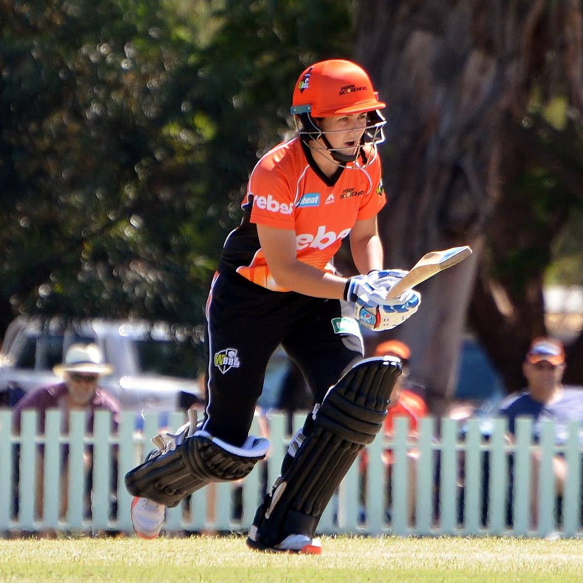 Heather Graham (cricketer)