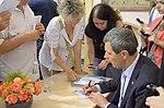 2016-08-26. Спецгашение марки в честь пятилетия «Арт-Донбасса» 52.jpg