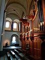 2016-Westwerk St-Servaasbasiliek, interieur begane grond, orgel & zuidgalerij.jpg