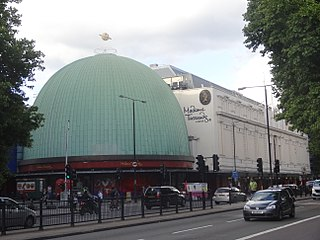 Madame Tussauds Wax museum in London