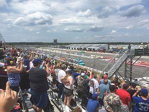 2017 NASCAR Xfinity Series - The Pocono Green 250 at Pocono Raceway in June