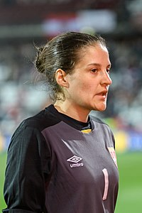 20180405 FIFA Women's World Cup Qualification AUT-SRB Milica Kostic 850 6696.jpg