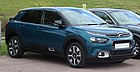 2018 Citroen C4 Cactus Flair BlueHDI S facelift 1.6 Front.jpg