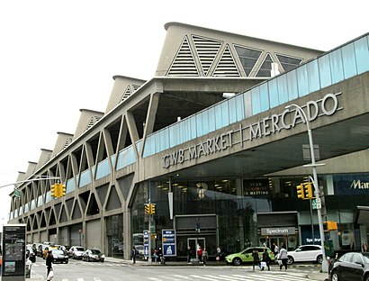 How to get to George Washington Bridge Bus Station with public transit - About the place
