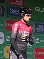 2019 ToB stage 1 004 Gianni Moscon in Glasgow.JPG