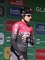 2019 ToB stage 1 004 Gianni Moscon in Glasgow.JPG