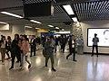 2019 Tsuen Wan Train accident Admiralty Station situation 1.jpg