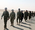 215th Corps soldiers conduct first Afghan-operated leave flight for rest, relaxation 140930-M-YZ032-477.jpg
