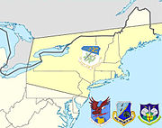 21st AD - Map