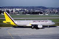 D-AIPD - A320 - Lufthansa