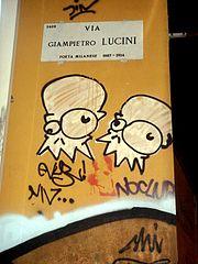 2353 - Milano - Graffiti-art in via Lucini - Foto Giovanni Dall'Orto, 16-Feb-2008.jpg