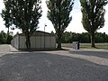2485 - KZ Dachau - Prisoner's Bunks.JPG