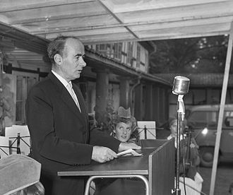 Minister of Transport and Communications (Norway) - Image: 24999 Trygve Bratteli