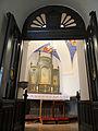 250513 Altar of the chapel in the castle in Baranow Sandomierski - 01.jpg