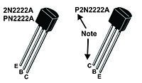 Transistor 2222a