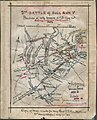 2nd Battle of Bull Run, Va. position of both armies, 6 p.m. Aug. 26th 1862, showing Jackson's flank march. LOC gvhs01.vhs00056.jpg
