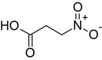 3-Nitropropanoic acid.png