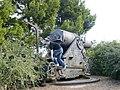 305mm Howitzer Montjuic Castle.jpg