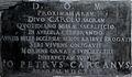 3668 - Milano - San Tomaso - Lapide Gianpietro Càrcano -1624- - Foto Giovanni Dall'Orto 22-Jun-2007.jpg